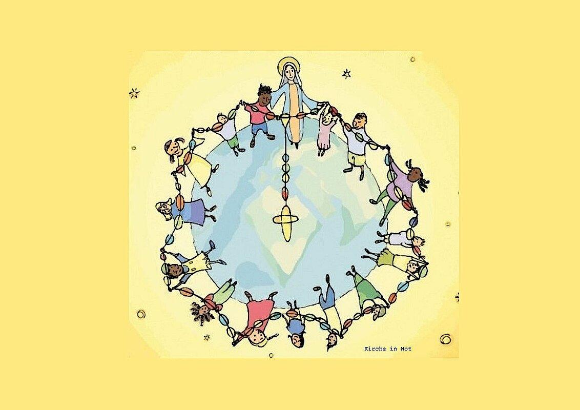 Rosenkranz Beten Mit Kindern