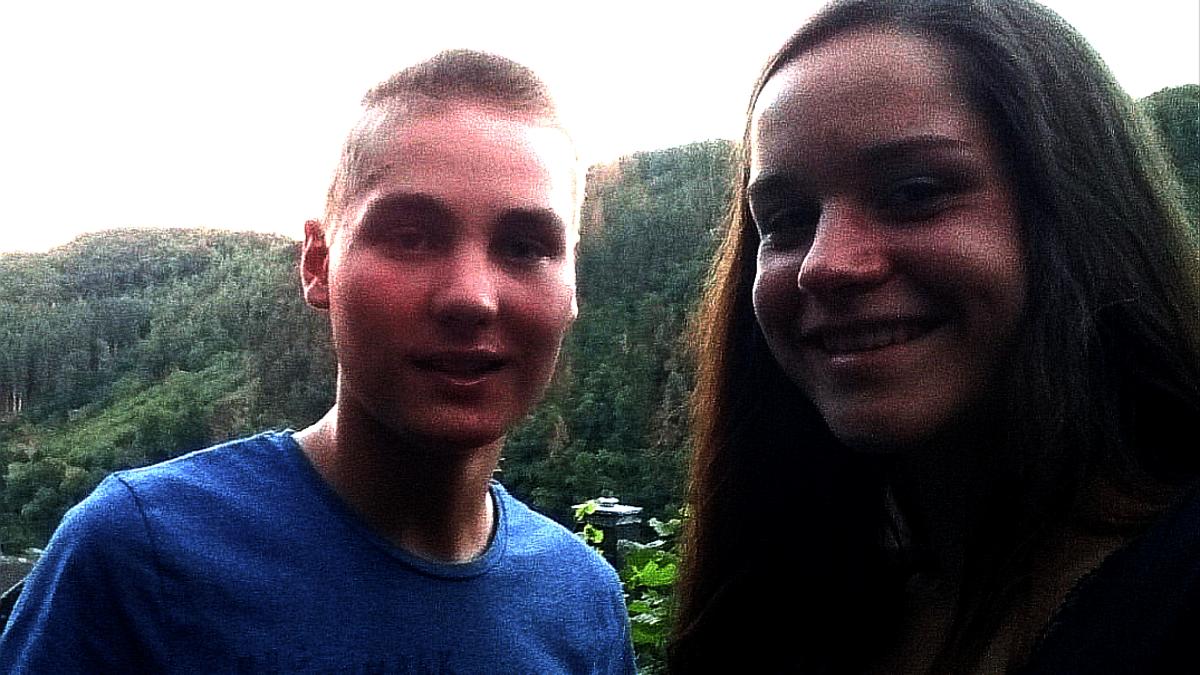 jugendlich Selfie oops